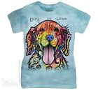 New The Mountain Dog Is Love Womens T Shirt