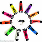 Paintglow UV NEON Glow Face & Body Paint Fluorescent Colours 10ml Festival Lot