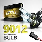 OPT7 9012 HID Xenon Replacement Bulbs ONLY Set Pair White Blue Light Z-Arc $29.99 USD on eBay