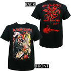 Authentic KATAKLYSM Band Breaching The Asylum Death Metal T-Shirt S-2XL NEW