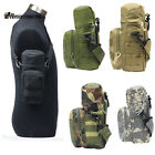 Molle tactical Pouch Waist Bag HX Outdoor Sports Shoulder Bags Gear Water Bottle