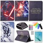New Star Wars Cover Case for Samsung Galaxy Tab A 8.0 T350 T355 T357 Leather $13.43 CAD