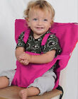 Trendy Infant Kids Portable Belt Seat 2 Straps Chair Safe Travel Soft Going Out