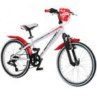 "20"" Mountainbike MTB 6 Gang Kinder Fahrrad Rad Hardtail Bike Bottecchia 470"