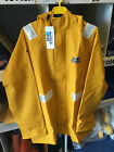 Sea Storm 2 H/d Waterproof Oilskin Jacket Yellow