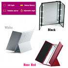 Tri-Fold Led light Mirror Foldable Travel Makeup Mirror Beauty Vanity Mirror