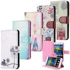 Wallet Flip Case Cover Motif Bumper Sleeve Protect Pouch Shell Huawei