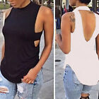 NEW Fashion Women Summer Vest Top Sleeveless Blouse Casual Tank Tops T-Shirt