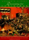 Decorating for Christmas (Rdus), Carolyn Schultz Hardback Book
