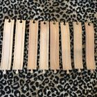 8 BRIO ASCENDING TRACKS WOOD USED IN EXCELLENT CONDITION