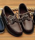 XM Crew Leather Deck shoe - Casual - Smart - New Sailing KR2
