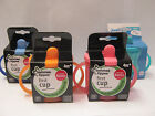 TOMMEE TIPPEE FIRST CUP BPA FREE BLUE,GREEN, OR PINK