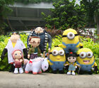 Despicable Me 2 Plush Toy Minions Characters Collectible Stuffed Animal Doll