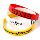 CS:GO Game Peripheral Silicone Rubber Wristband Bangle Fashion Jewelry Unisex