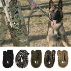 Nylon Military Tactical Training Army Canine Dog Obedience Leash Strap Bungee