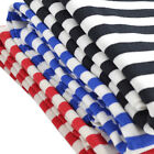 Striped Knitted Stretch Cotton Fabric Sportswear For DIY Sewing Making 165*50cm