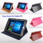 """Luxury PU Leather Stand Book Flip Case Cover For 10.1"""" CHUWI Hi Book Tablet PC"""