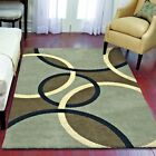 RUGS AREA RUGS 8x10 AREA RUG CARPET MODERN RUGS LIVING ROOM RUGS 5X7 GRAY RUGS~