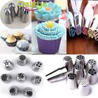 Russian Icing Piping Nozzles Tips Cake Decorating Sugarcraft Pastry Baking Tool