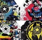 NEW CONVERSE ALL STAR DC COMICS SUPERHERO BATMAN SUPERMAN CHUCK TAYLOR SHOES