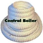 Central Boiler Fiberglass Door Rope - Door Rope Seal Kit For Classic Wood Boiler