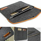 Felt Sleeve Laptop Case Cover Bag for Apple MacBook Air Pro 11