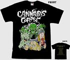 CANNABIS CORPSE-American marijuana-themed  metal band,T_shirt,SIZES:S to 6XL