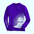 "The PHANTOM ""NEW FACE"" design long sleeve t-shirt  licensed by King Features"