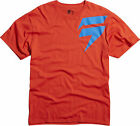 Shift Barbolt 2015 Mens Short Sleeve T-Shirt Red/Blue