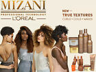 Mizani Hair Care & Styling Range Beauty & Innovation in Balance