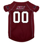 NEW SOUTHERN ILLINOIS UNIVERSITY SALUKIS PET DOG MESH JERSEY ALL SIZES LICENSED