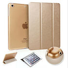 High Quality Magnetic Leather Stand Case Cover for iPad 2 3 4 5 for Air Mini 1 2