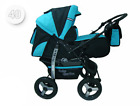 Baby Pram Stroller Pushchair Car Seat Carrycot  Travel System Buggy+ FREEBIES <br/> FREE DELIVERY &amp; RETURNS, FREEBIES