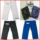 New Proforce Gladiator Jiu Jitsu Judo Uniform Gi Pants Grappling  FREE SHIPPING