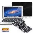 """Air 11-inch 2 in 1 Soft-Touch Hard Case Keyboard Cover For Mac Macbook Air 11.6"""""""