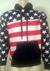 AMERICAN FLAG USA FREEDOM PATRIOTIC NAVY ARMY MARINES SWEATER PULLOVER HOODIE