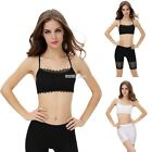 Sexy Womens Crop Tops Strap Backless Blouse Vest Cut Out Shirt Beach Tank S0BZ