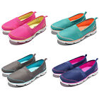 Fila C202Q Womens Comfortable Casual Walking Shoes Slip-On Pick 1