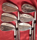 CLEVELAND 588 FORGED TOUR ISSUE RTG WEDGES S 400 , TOUR VELVETS $75!