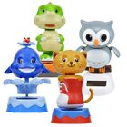 Solar Powered Dancing Animal Friends 5 Choices Whale, Owl, Cat, Dino US Seller