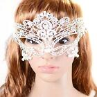 Vintage Sexy Costume back Lace Eye Flower Mask Venetian Masquerade Ball Party