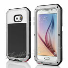 Waterproof Shockproof Aluminum Gorilla Metal Cover Case For Samsung Galaxy S7 S6