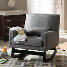 Wholesale Interiors Baxton Studio Imperium Rocking Chair