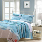 Greenland Maui Multi Colored Quilt Set
