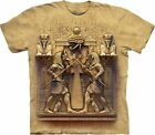 NEW IMMORTAL COMBAT Ancient Egyptian Carving Sphinx Bast The Mountain T Shirt