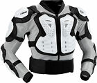 NEW FOX RACING TITAN SPORT MOTOCROSS MX DIRTBIKE OFFROAD JACKET WHITE ALL SIZES