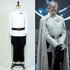 Rogue One:A Star Wars Story Top Director Krennic Costume Cosplay Officer Uniform $140.65 CAD