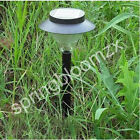 Outdoor Solar 16 LEDs Light Garden Yard Pathway Green Power Landscape Lamp