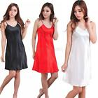 Women Sexy Large Size Long Pajamas Sleepwear Ladies Robes Nightwear Nightgown