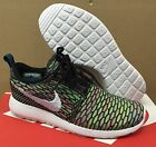 Nike Wmns Roshe Flyknit Multicolor Blue Lagoon Women Shoes 704927-001 Sz6 US 6
